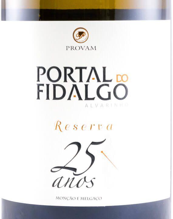 2015 Portal do Fidalgo 25 anos Reserva Alvarinho branco