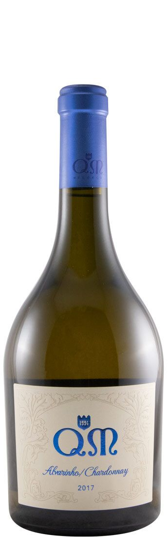 2017 Quintas de Melgaço QM Alvarinho/Chardonnay white