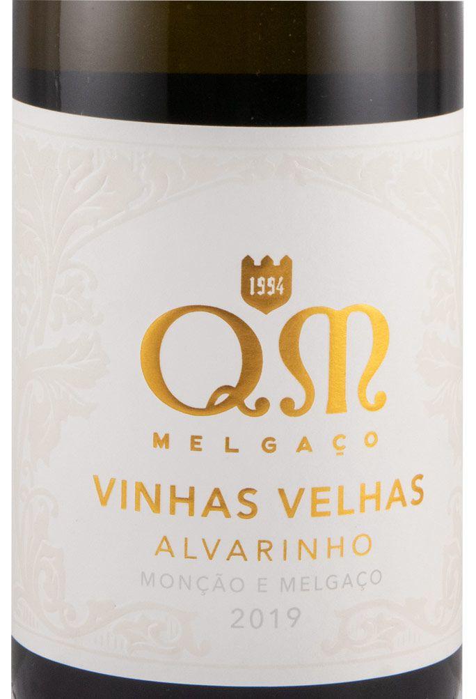 2019 Quintas de Melgaço QM Vinhas Velhas Alvarinho white