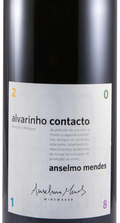 2018 Anselmo Mendes Alvarinho Contacto branco 1,5L