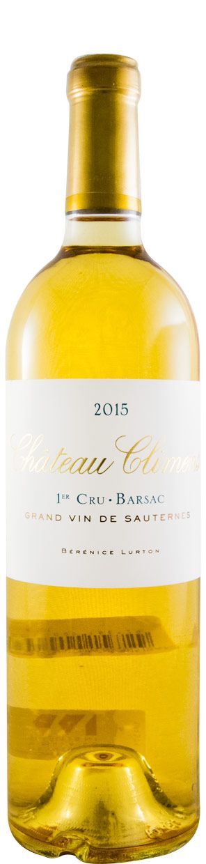 2015 Château Climens Barsac branco