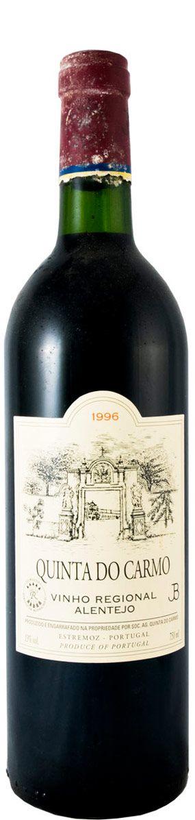 1996 Quinta do Carmo red