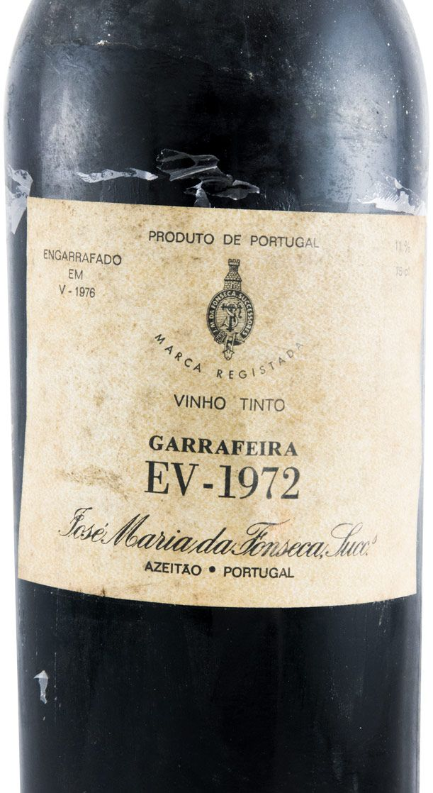 1972 José Maria da Fonseca EV red
