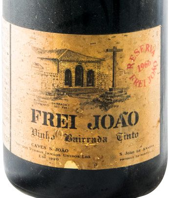 1966 Frei João Reserva red 1.5L