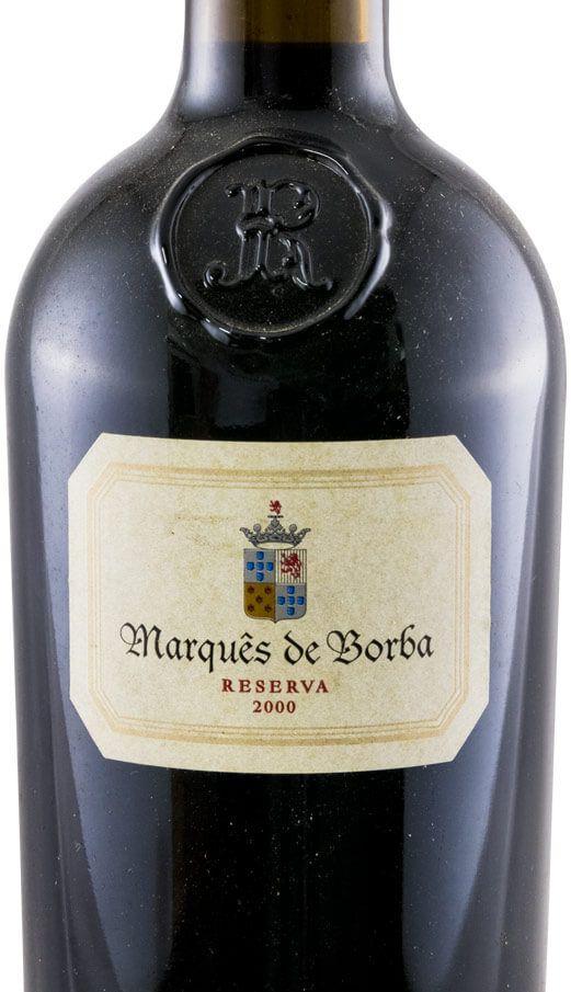 2000 João Portugal Ramos Marquês de Borba Reserva tinto