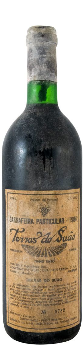 1984 Terras do Suão Garrafeira Particular tinto