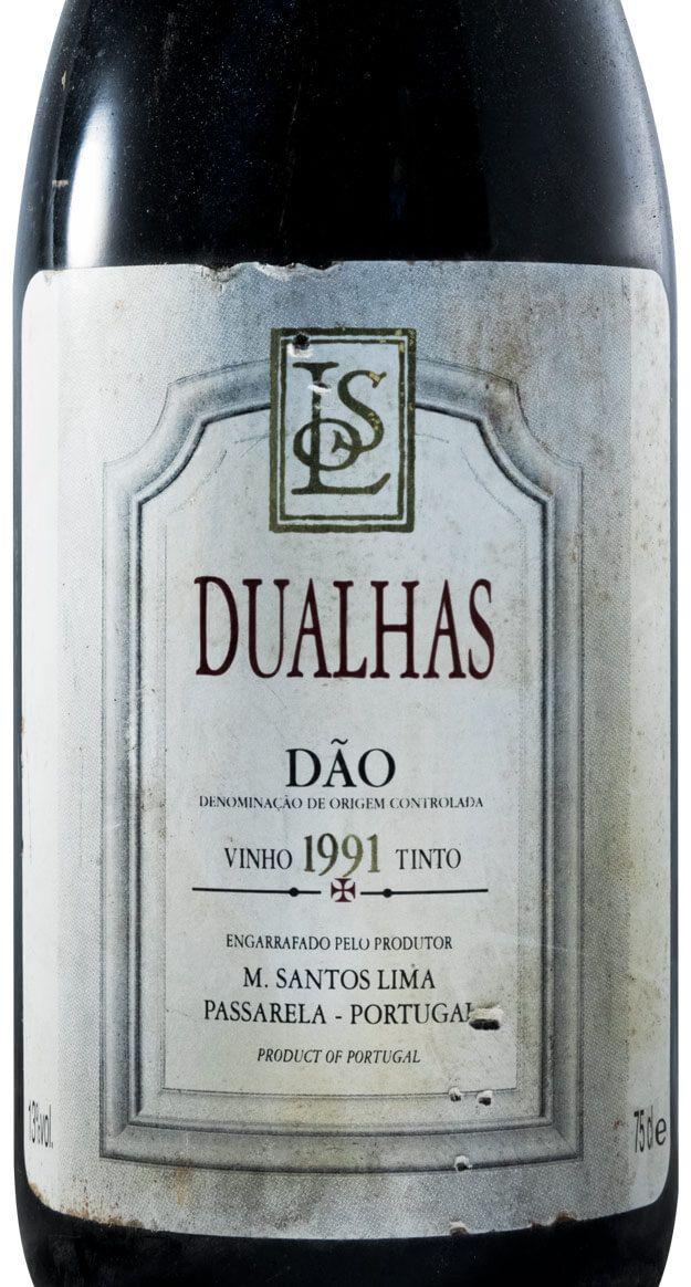 1991 Dualhas tinto