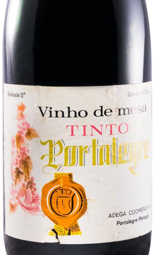 1987 Portalegre tinto