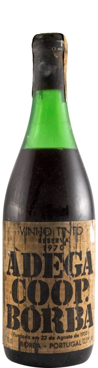 1970 Borba Reserva tinto