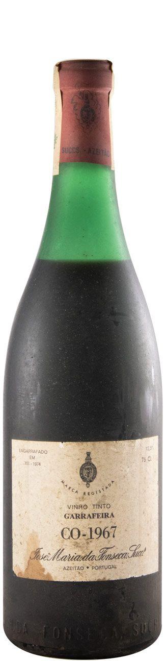 1967 José Maria da Fonseca CO Garrafeira tinto
