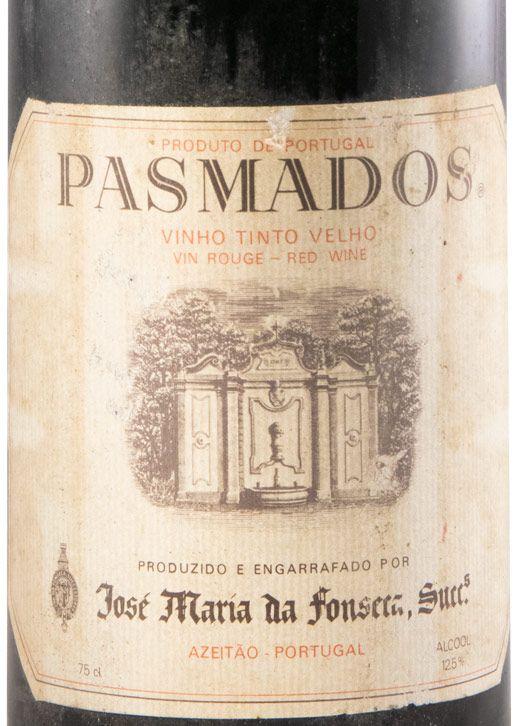 1971 José Maria da Fonseca Pasmados tinto