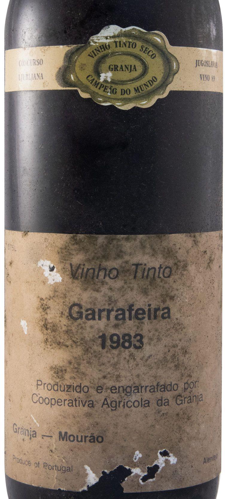 1983 Granja Campeão do Mundo Garrafeira tinto
