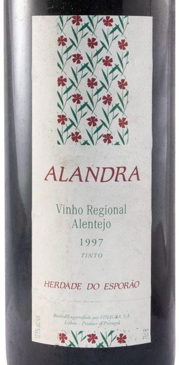 1997 Herdade do Esporão Alandra tinto