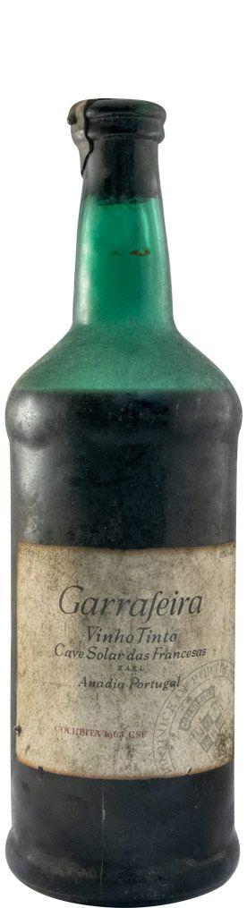 1963 Solar das Francesas Garrafeira tinto