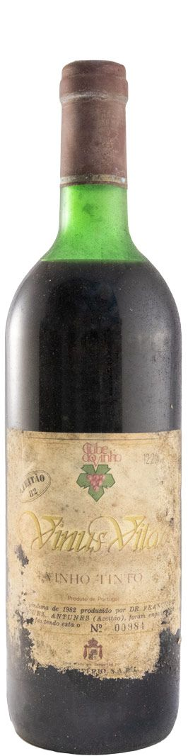 1982 Vinus Vitae Azeitão red