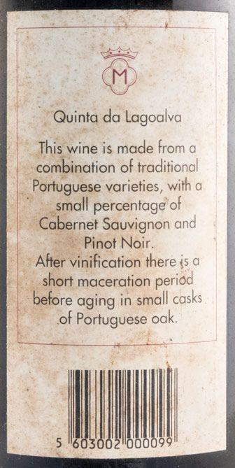 1991 Quinta da Lagoalva red