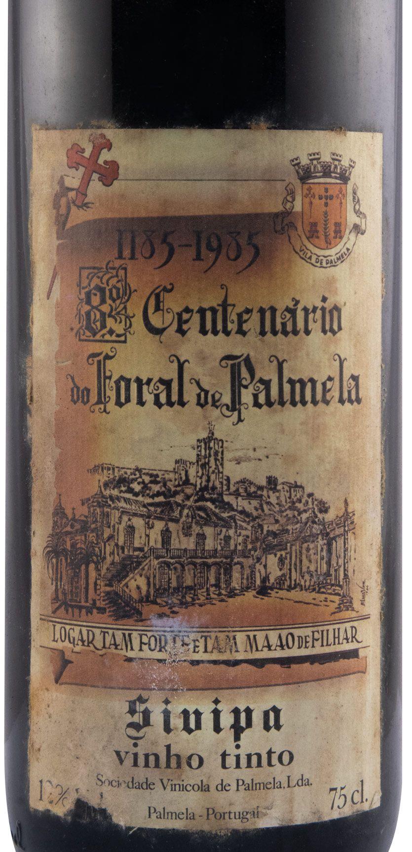 Centenário do Foral de Palmela (1185-1985) red