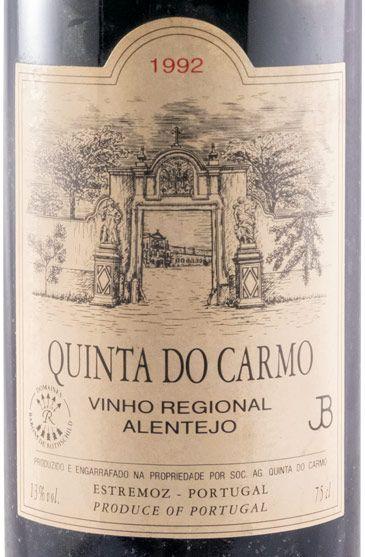 1992 Quinta do Carmo tinto