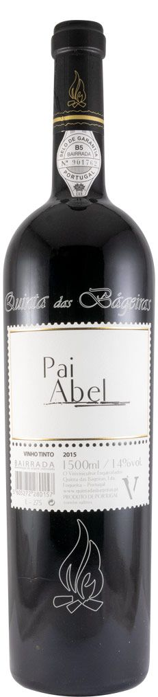 2015 Quinta das Bágeiras Pai Abel красное 1,5 л