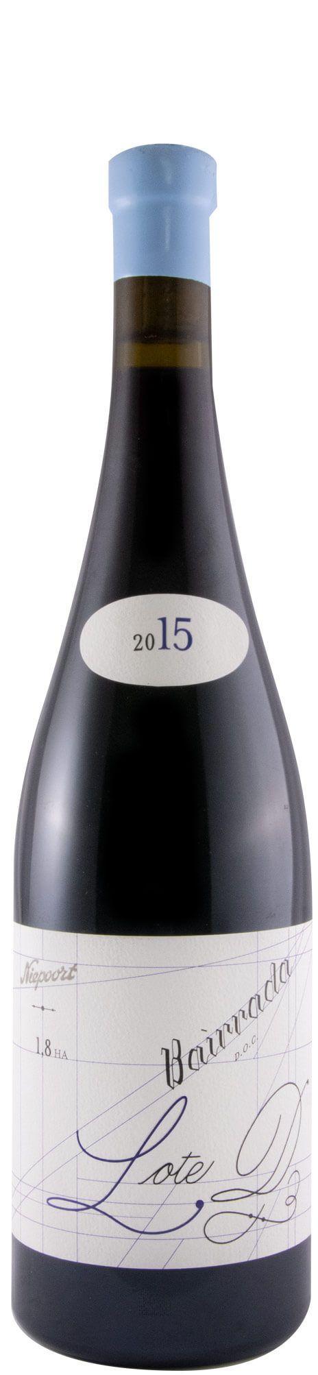 2015 Niepoort Lote D tinto