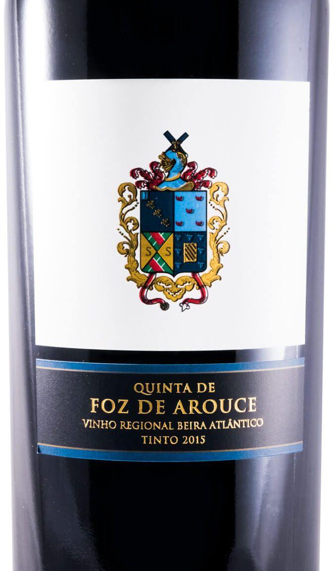 2015 Quinta de Foz de Arouce красное