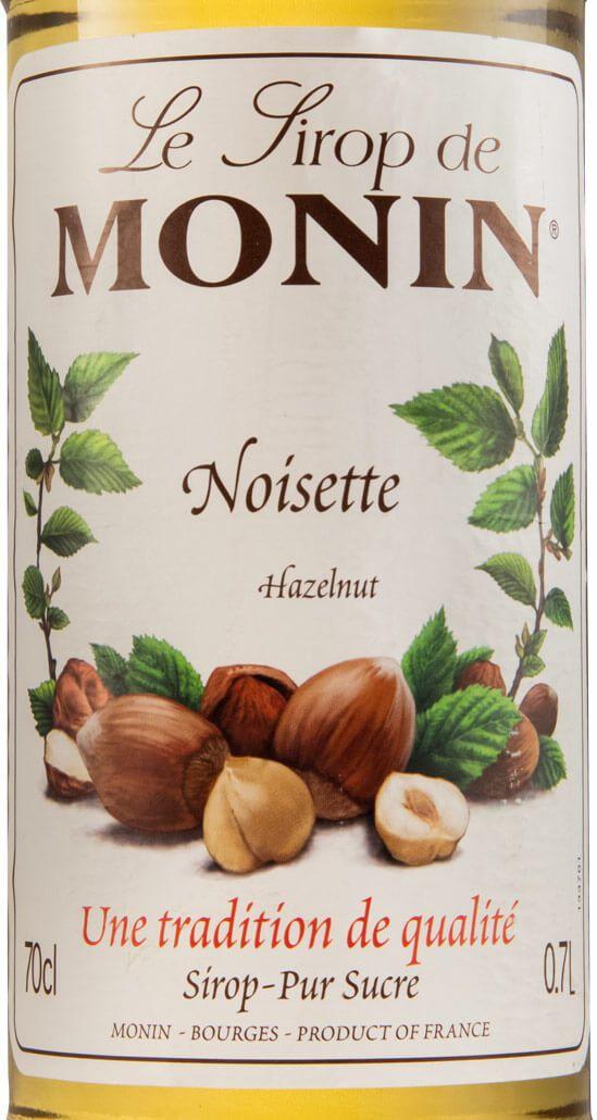 Xarope Noisette Monin