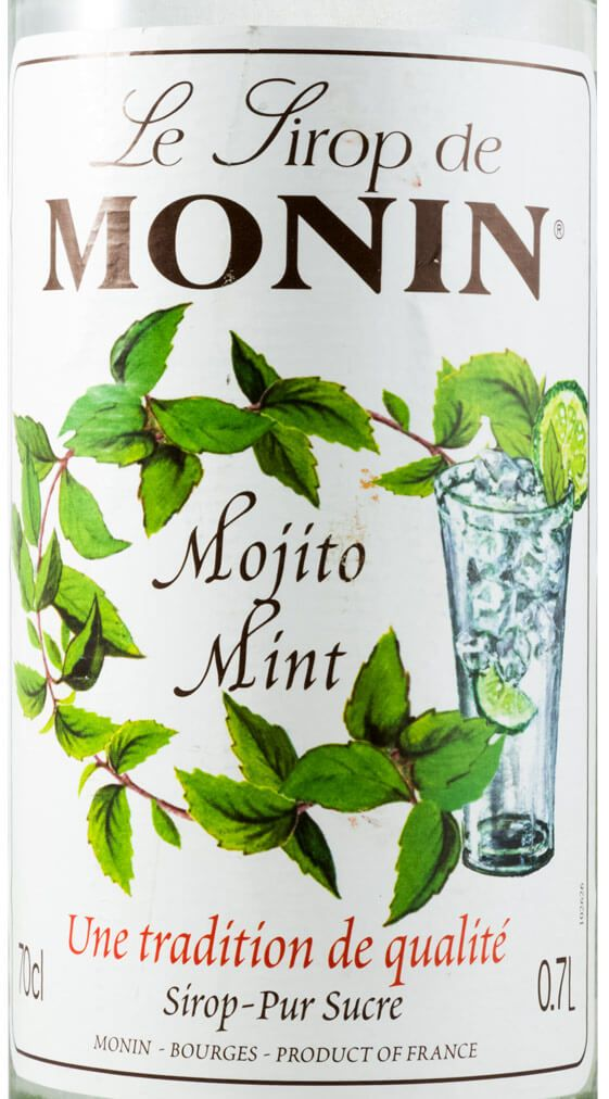 Syrup Mojito Mint Monin