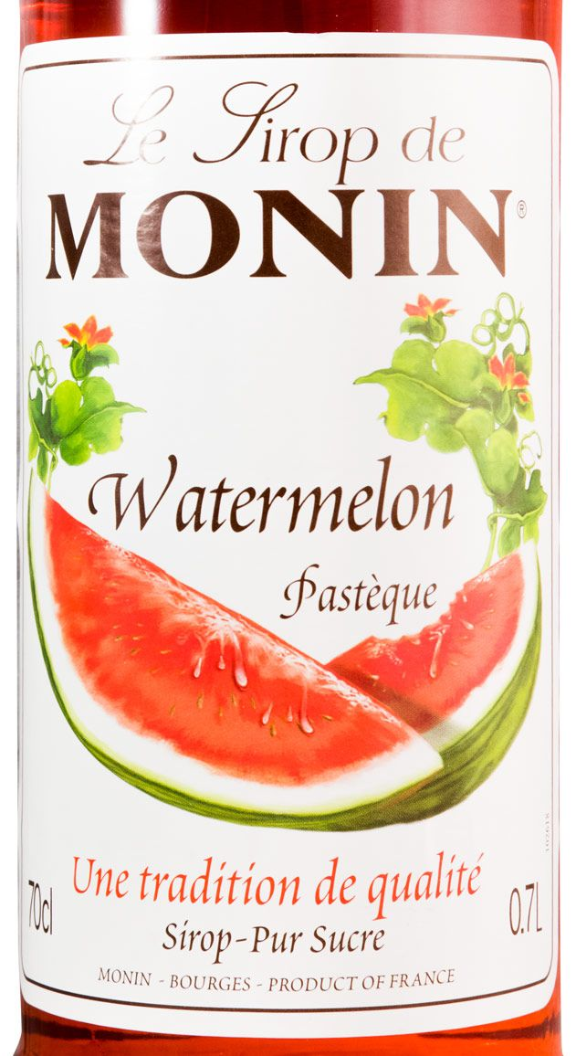 Xarope Watermelon Monin Melancia