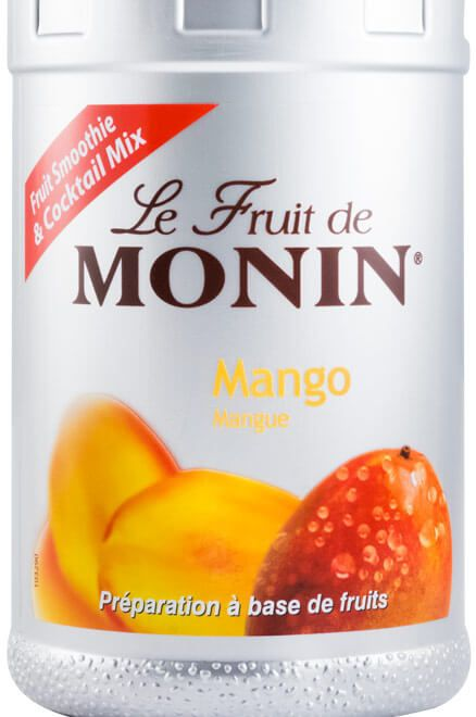 Fruit Puree Mango Monin Manga 1L