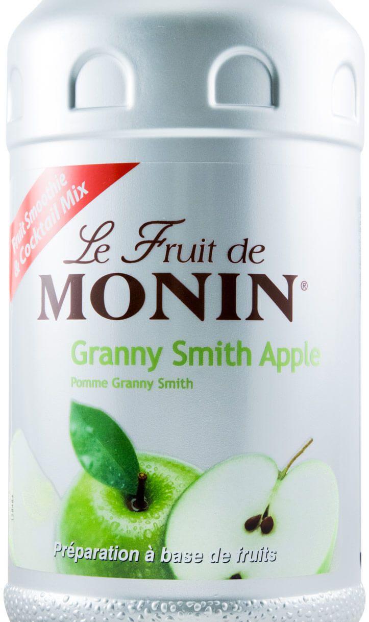 Fruit Puree Pomme Verte Monin 1L