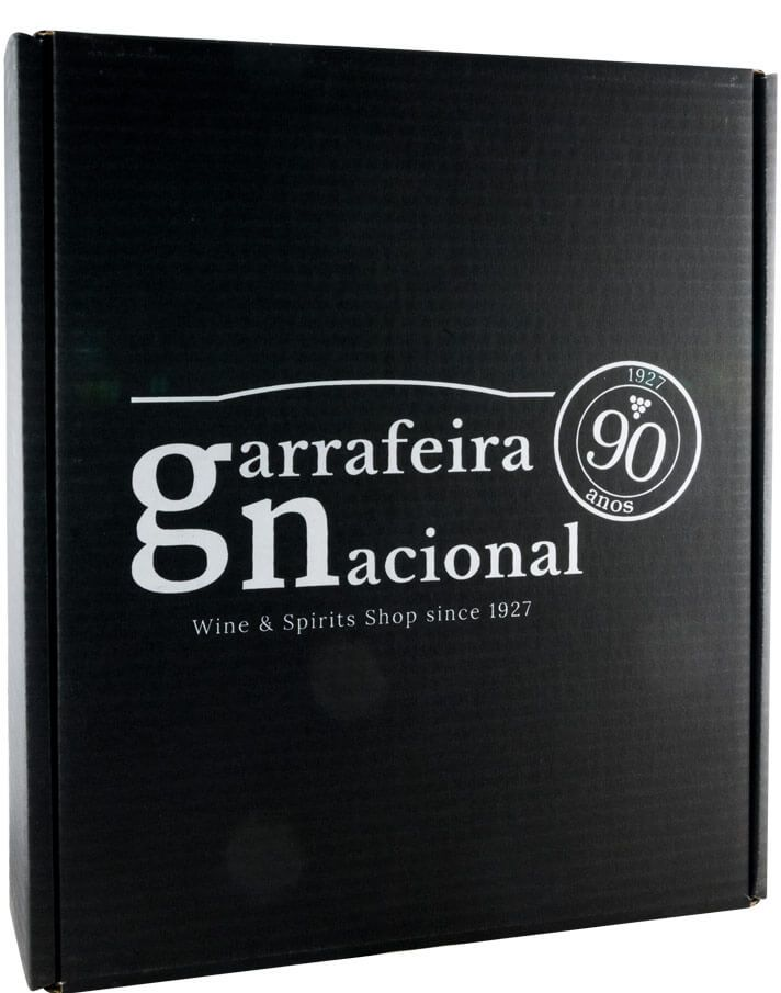 Case Garrafeira Nacional for 3 Bottles