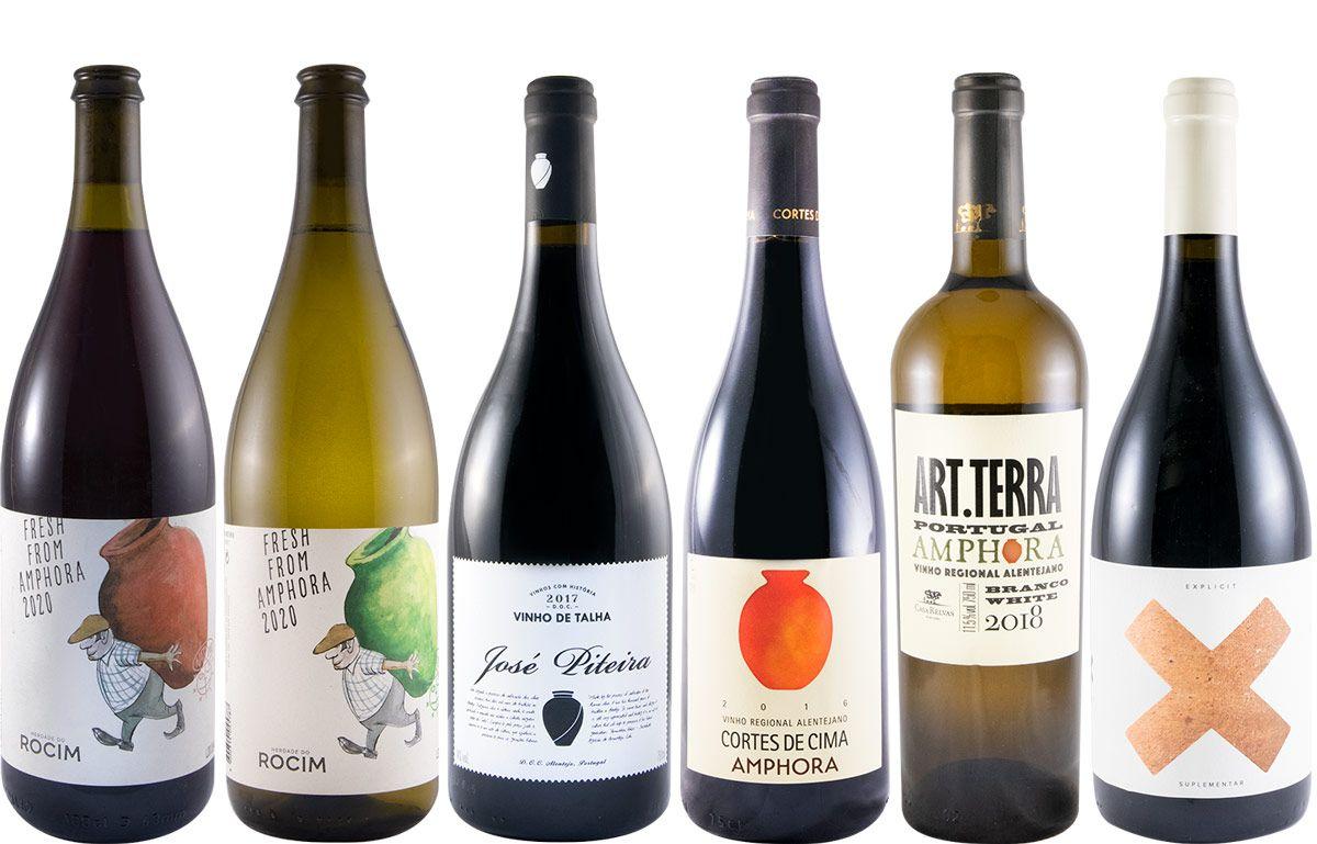 Impressive wines in Talha