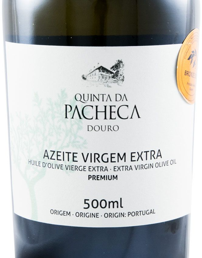 Olive Oil Quinta da Pacheca Virgem Extra 50cl