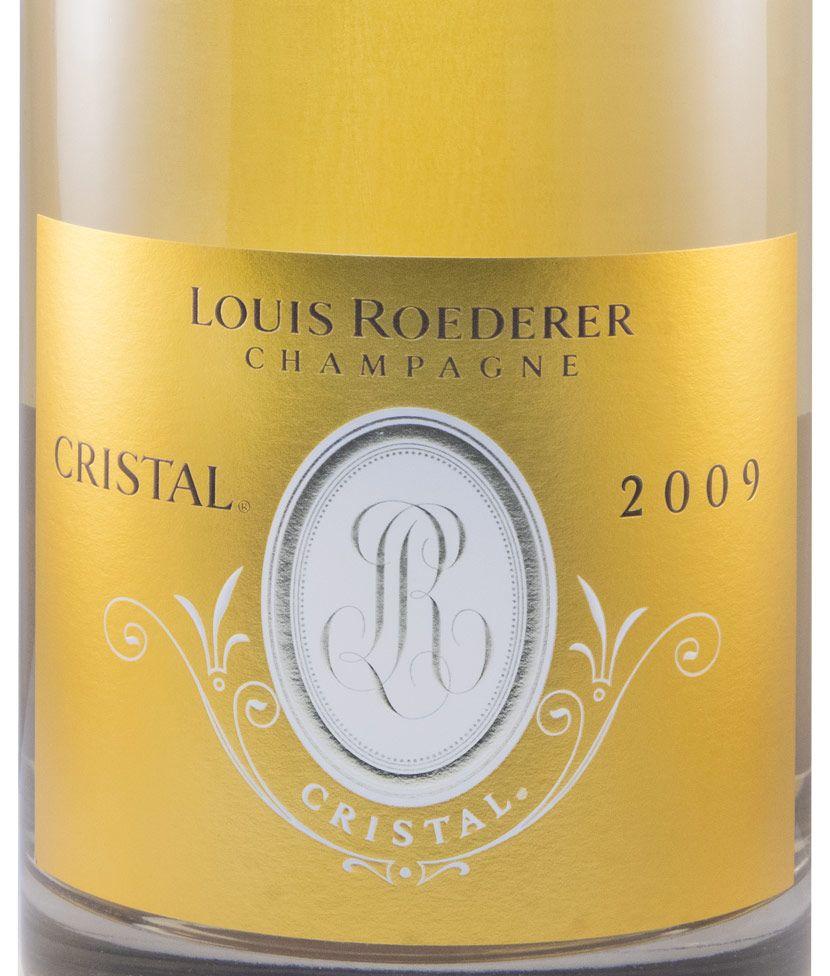 2009 Champagne Louis Roederer Cristal 3L