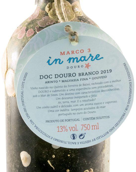 2019 MARCO 3 In Mare white