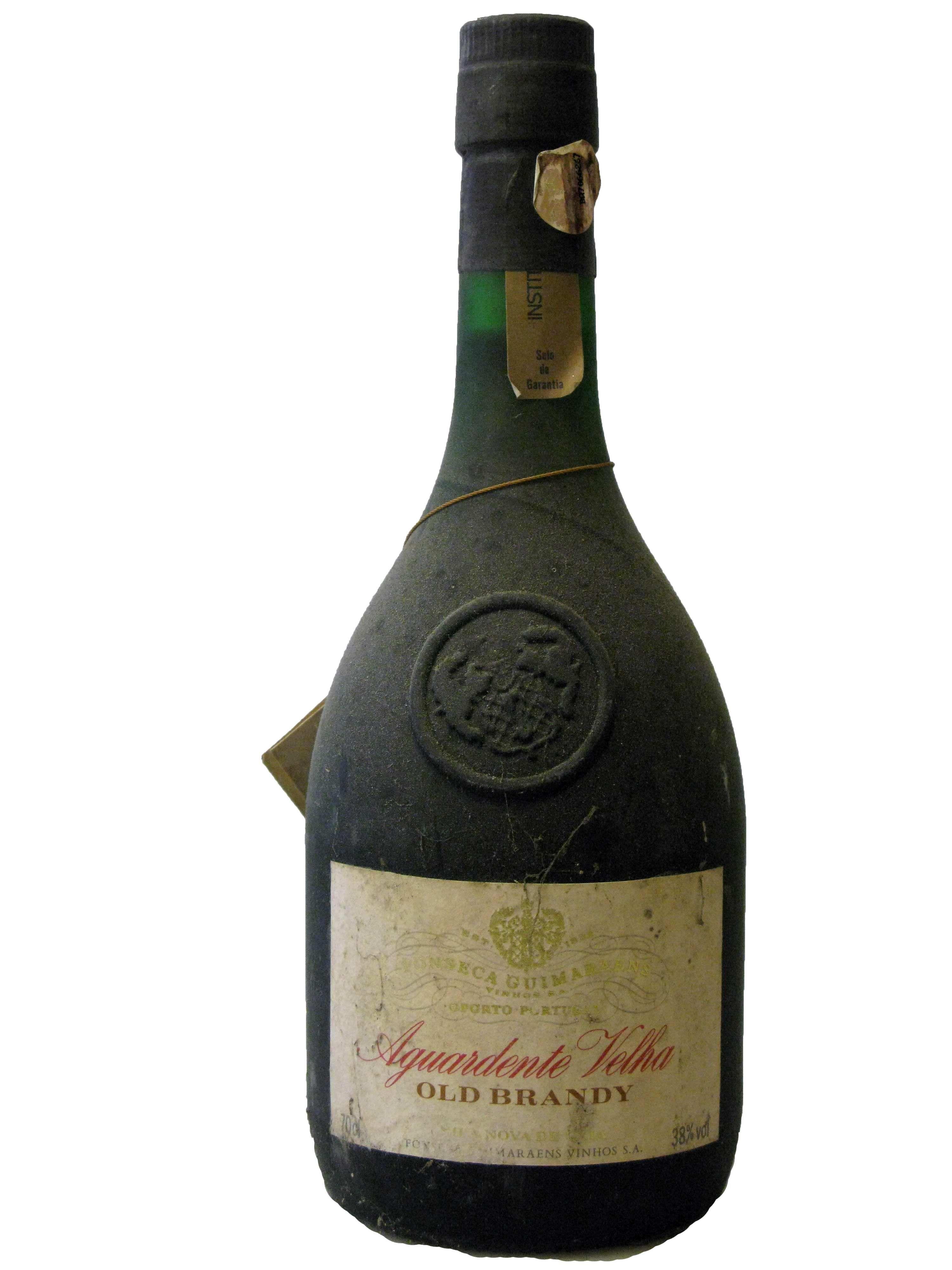 Aguardente Fonseca Guimaraens Old Brandy