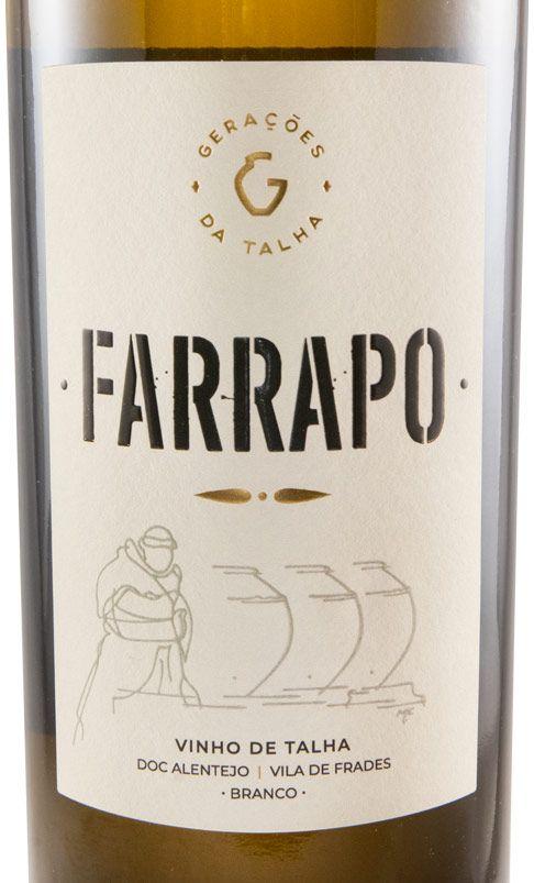 2019 Gerações da Talha Farrapo white