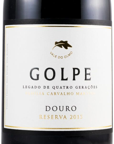2015 Golpe Reserva red