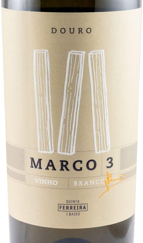 2019 MARCO 3 white
