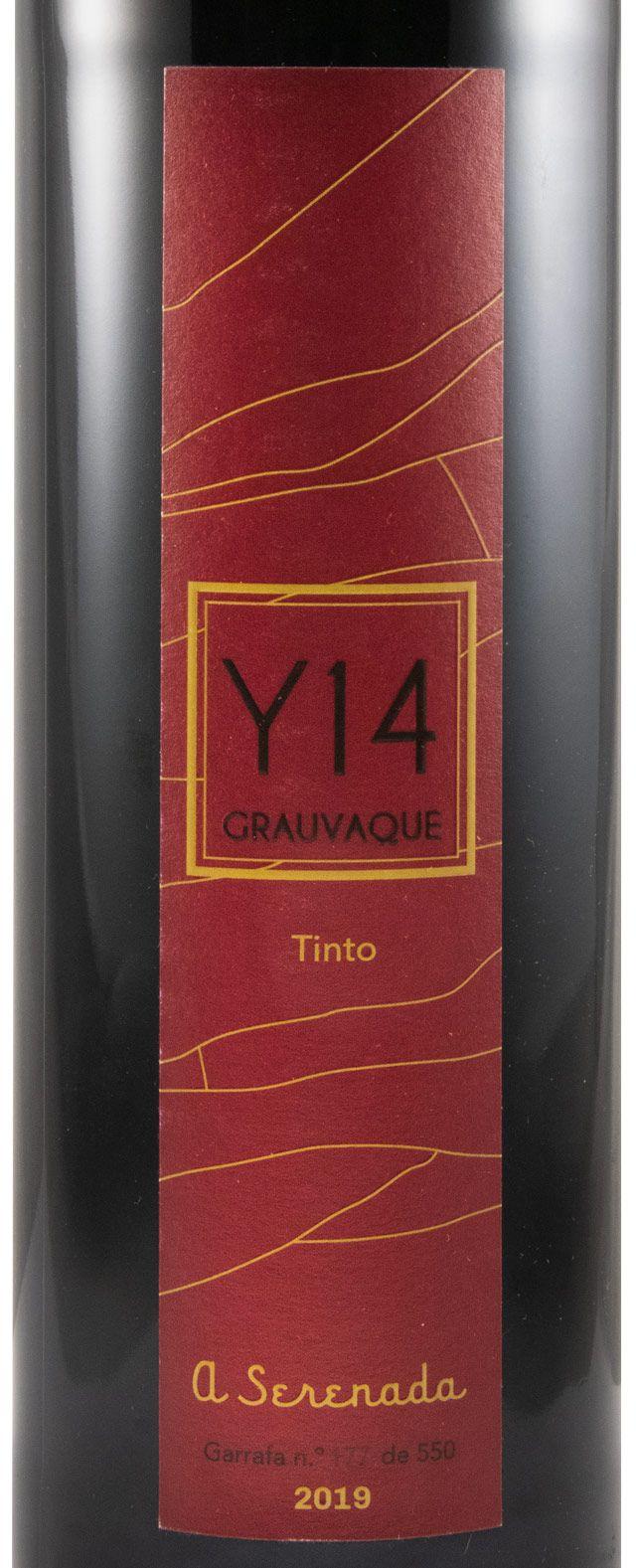 2019 Grauvaque Y14 tinto