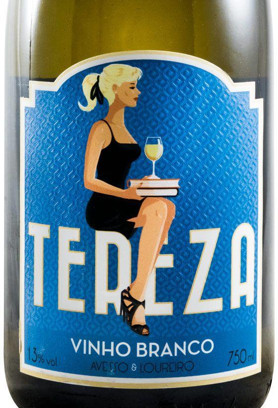 2017 Tereza white