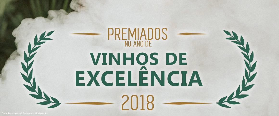 Premiados em 2018