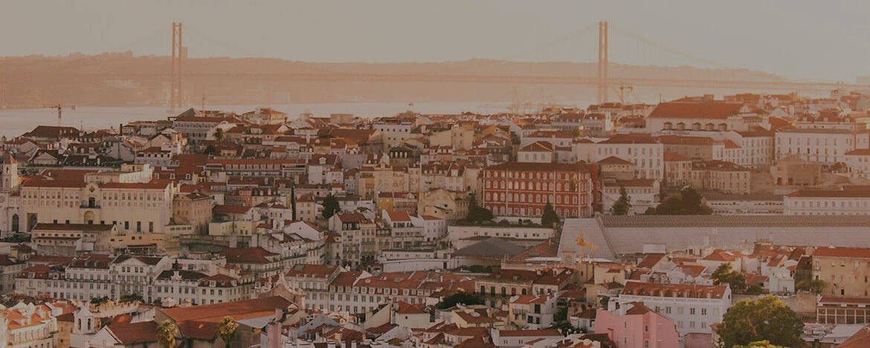Entregas em Lisboa